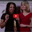 Rochele Marie Lawson receives an Award From the National Academy of Best Selling Authors